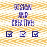 Conception d'écriture des textes d'écriture et créatif La signification de concept impliquant l'imagination d'utilisation ou les  illustration de vecteur