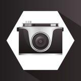Conception d'équipement d'appareil-photo Photo libre de droits