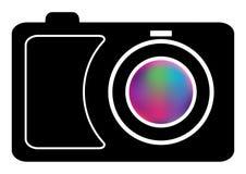 Conception d'appareil-photo illustration de vecteur