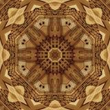 Conception d'art de Digital, modèle fait avec la construction de sable illustration libre de droits