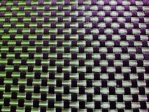 conception d'artisan avec du plastique à l'arrière-plan vert et noir, texturisé Photos libres de droits