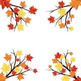 Conception d'automne illustration de vecteur