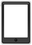 Conception d'espace libre de tablette Photos stock
