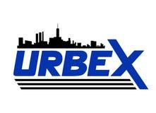 Conception d'icône d'Urbex illustration de vecteur