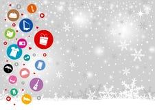 Conception d'icône d'achats Image libre de droits