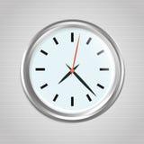 Conception d'icône de temps Photographie stock