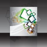 Conception d'insecte ou de couverture de vecteur Image stock