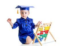 Conception de étude tôt de bébé Images stock