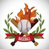 Conception de base-ball Photographie stock