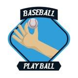 Conception de base-ball Photo stock