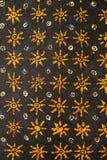 Conception de batik Image libre de droits
