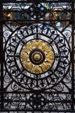 Conception de bouclier de porte à Londres Images libres de droits