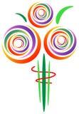 Conception de bouquet illustration de vecteur