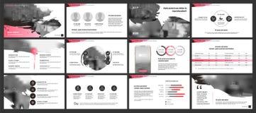 Conception de calibre d'Infographics Image libre de droits