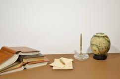Conception de catalogue écriture lettres Photos libres de droits