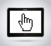 Conception de communication Image libre de droits
