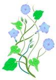 Conception de fleurs illustration de vecteur