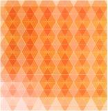 Conception de fond, contexte orange abstrait illustration de vecteur