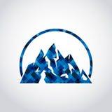 conception de glacier d'iceberg Photos stock