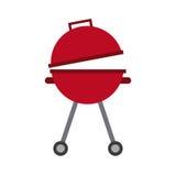 Conception de grill Image stock