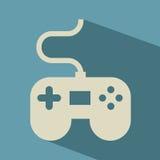 Conception de jeu vidéo illustration de vecteur