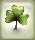 Conception de jour du `s de St.Patrick Photos stock