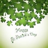 Conception de jour du `s de St.Patrick Photographie stock libre de droits