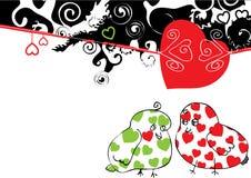 Conception de jour du `s de Valentine Photographie stock libre de droits