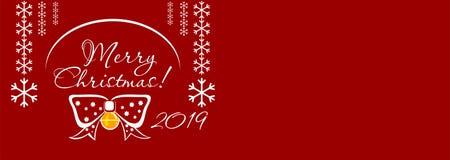 Conception de Joyeux Noël, bannière, colorée, filet, fond, illusion, nouvelle, 2019, illustration, vecteur, nouveau, exclusif, illustration de vecteur