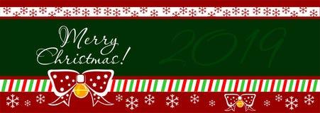 Conception de Joyeux Noël, bannière, colorée, filet, fond, illusion, nouvelle, 2019, illustration, vecteur, nouveau, exclusif, illustration stock