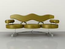 Conception de l'avant-projet de sofa Photographie stock libre de droits