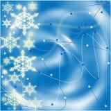 Conception de l'hiver Image libre de droits