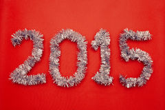 Conception de la bonne année 2015 Image stock