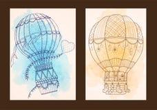 Conception de la page d'aquarelle pour des notes, hebdomadaire plats et pour faire la liste dans la vue supérieure Carnet à dessi illustration libre de droits