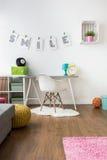 Conception de la pièce des enfants positifs d'énergie Photos stock