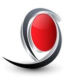 Conception de logo Photos stock