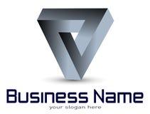 Conception de logo Photographie stock libre de droits