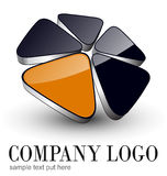 Conception de logo Photo libre de droits
