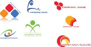 Conception de logo illustration libre de droits