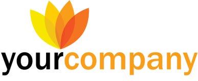 Conception de logo votre compagnie Photo libre de droits