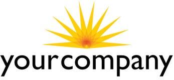 Conception de logo votre compagnie Image libre de droits