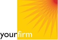 Conception de logo votre société Photo libre de droits