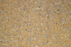 Conception de marbre jaune Image libre de droits