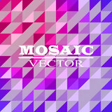 conception de mosaïque illustration de vecteur