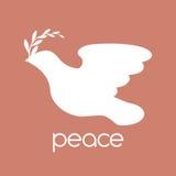 Conception de paix Image stock