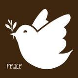 Conception de paix Image libre de droits