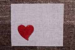 Conception de papier peint de fond d'amour de musique de coeur Images stock