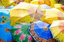 Conception de parapluie Photo libre de droits