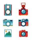 Conception de photographie Image libre de droits