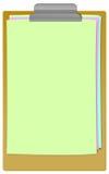 Conception de planchette Images stock